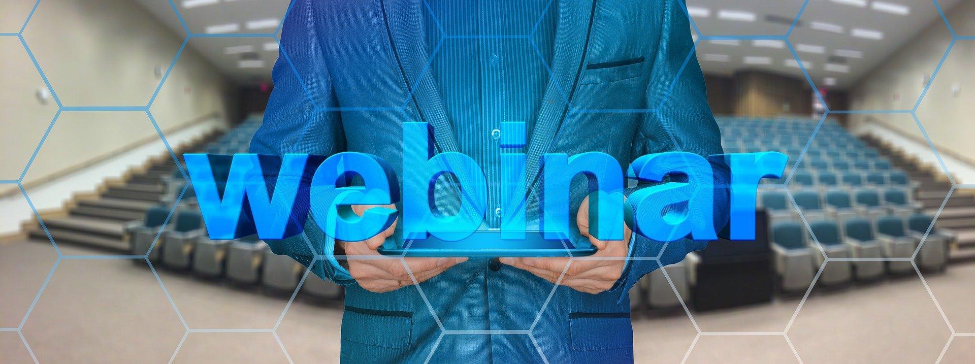 Webinar für Online Marketing